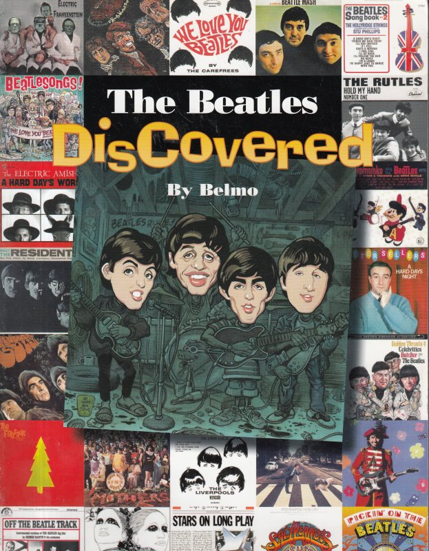 BRIT BOOKS - BEATLES DISCOVERED