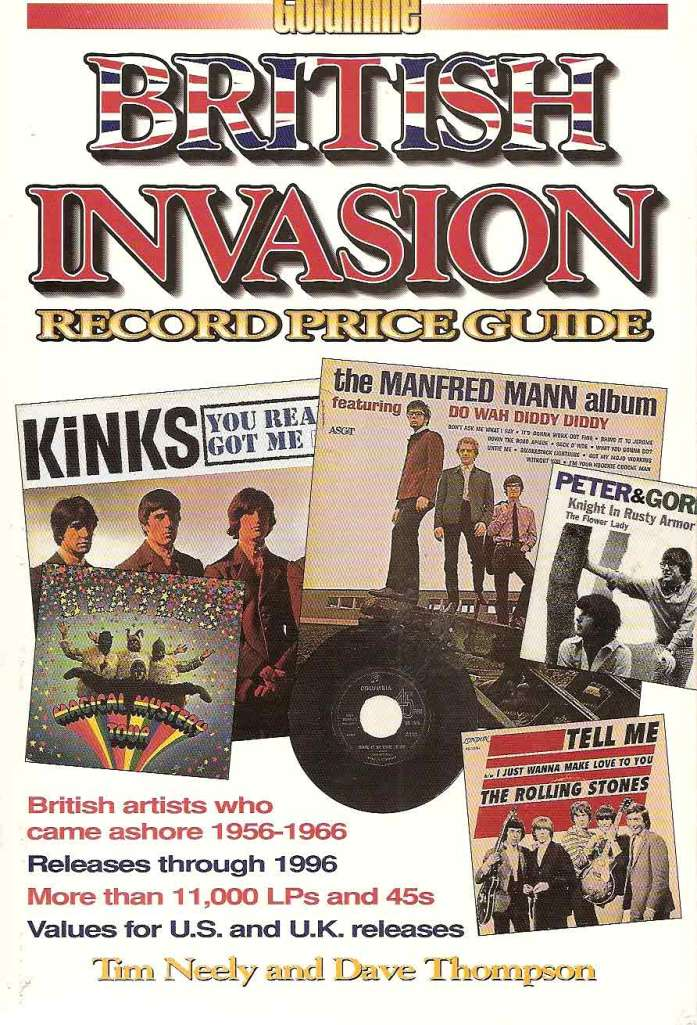Goldmine British Invasion