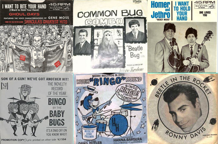 Beatle Novelty Songs