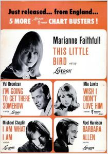 Faithfull, Marianne - 05-65 - This Little Bird