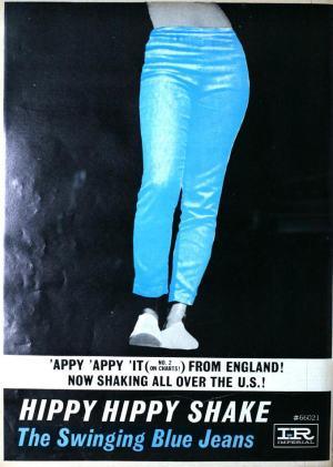Definitely Blue Jeans