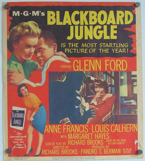Blackboard Jungle Movie
