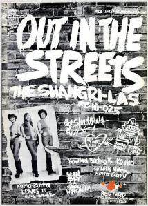 Shangri Las - 04-65 - Out in the Streets