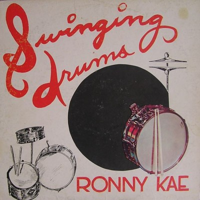 Band Box 1006 LP - Kae, Ronny - Swinging Drums