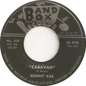 Band Box 201 - Kae, Ronny - Caravan