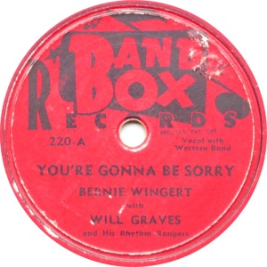 BAND BOX 220 70 - PEALE & GRAVES (2)