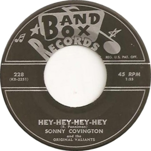 Band Box 228 - Covington, Sonny - Hey Hey Hey Hey
