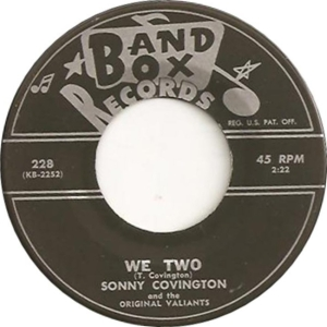 Band Box 228 - Covington, Sonny - We Two