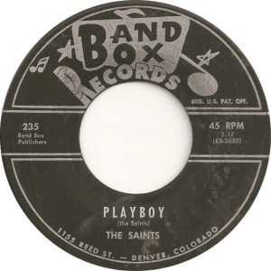 Band Box 235 - Saints - Playboy