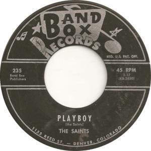 Band Box 235 - Saints - Playboy