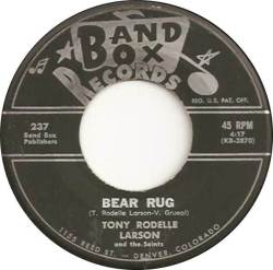 Band Box 237 - Larson, Tony - Bear Hug R