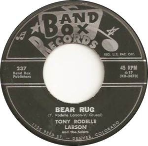 Band Box 237 - Larson, Tony - Bear Hug R