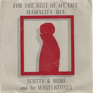 Band Box 238 - Mastertones - For the Rest of My Life PS
