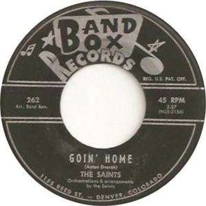Band Box 262 - Saints - Goin Home