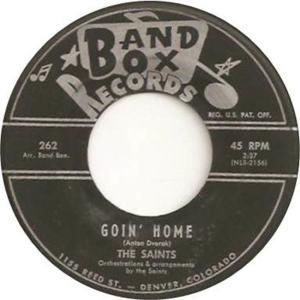 Band Box 262 - Saints - Goin Home