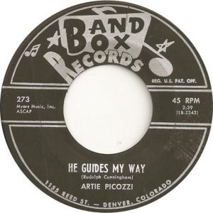 Band Box 273 - Picozzi, Artie - He Guides My Way