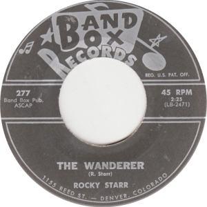 Band Box 277 C - Starr, Rocky - Wanderer