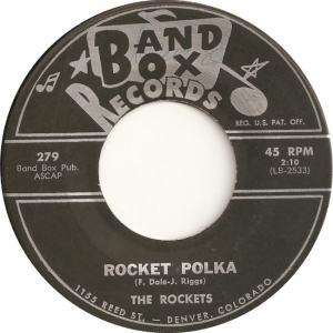 Band Box 279 - Rockets - Rocket Polka