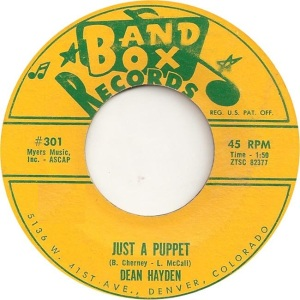 Band Box 301 - Hayden, Dean - Just a Puppet