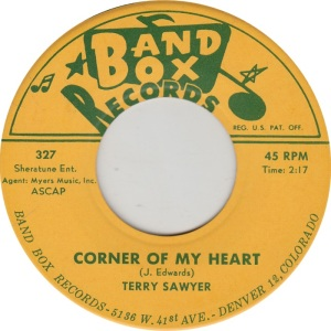 BAND BOX 327 - TERRY SAWYER STD A