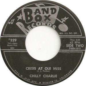 Band Box 329 - Chilly Charlie - Crisis at Ole Miss SD 2