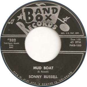 Band Box 332 - Russell, Sonny - Mud Boat
