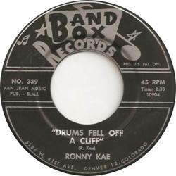 Band Box 339 - Kae, Ronnie - Drums Fell Off a Cliff