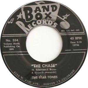 Band Box 354 - Star Tones - The Chase