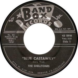 Band Box 355 - Shelltones - Blue Castaway R