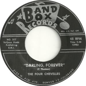 Band Box 357 Val - Darling Forever