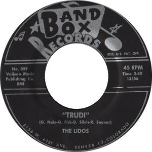 Band Box 359 - Lidos - Trudi R