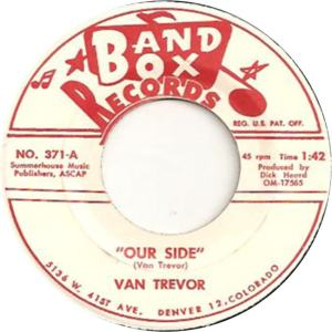 Band Box 371 - Trevor, Van - Our Side