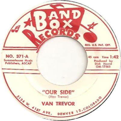 Band Box 371 - Trevor, Van - Our Side