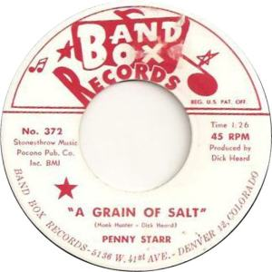 Band Box 372 - Starr, Penny - A Grain of Salt