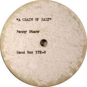 Band Box 372 TP - Starr, Penny - A Grain of Salt