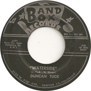Band Box 391 - Tuck, Duncan - Waterside