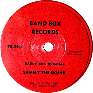 BAND BOX 78-29 - DADDY ED