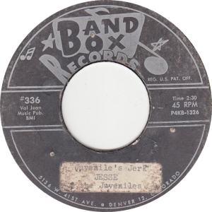 Band Box AC 1 - Jesse & Juveniles - Juvenile's Jerk