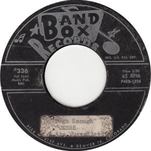 Band Box AC 1 - Jesse & Juveniles - Touch Enough