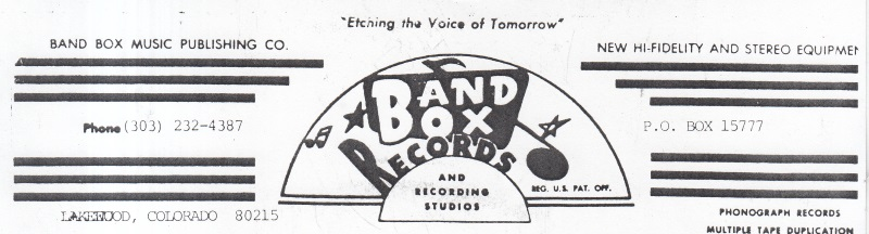 Band Box Letterhead