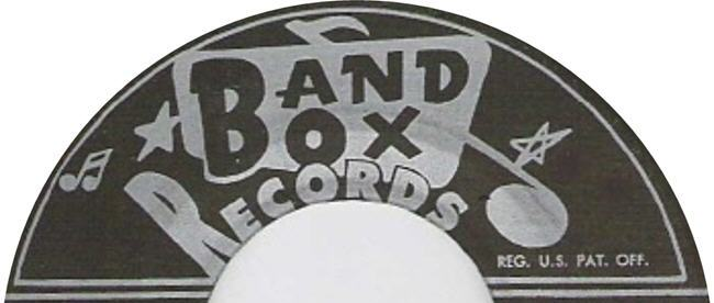 Band Box - Registered in 1963 but in Use on Records by 1958/59