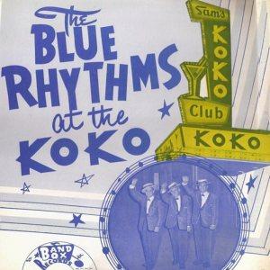 BAND BOX LP 1004 - BLUE RHYTHMS (1)