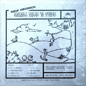Band Box LP 1018 CV - Dedrick, Dick - Children's Tales 2