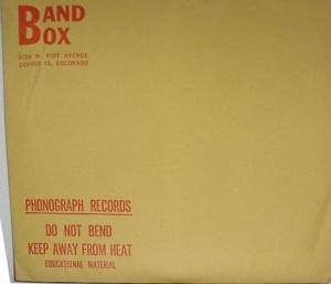Band Box - Record Mailer