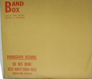 Band Box - Record Mailer