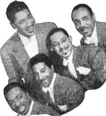 Band Box - Red Cap Arthur Davey far right