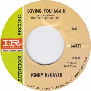 BDEHAVEN PENNY - LIBERTY 66321 - RA