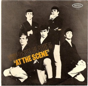Clark Five, Dave - Epic 9882 - At the Scene - PS