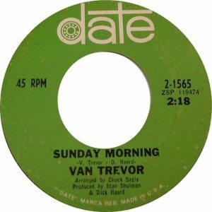 DATE 1565 - TREVOR VAN - 67 A