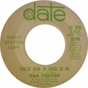 DATE 1565 - TREVOR VAN - DJ 67 B